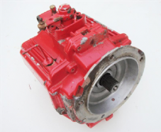 Bukh BW7 Gearbox
